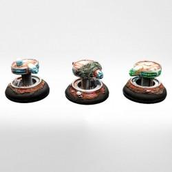 Eden - Objectif Mission «Les tourelles DGIN»
