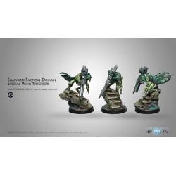 Figurine Infinity (Corvus Belli) - Noctifers (Lance-missiles)