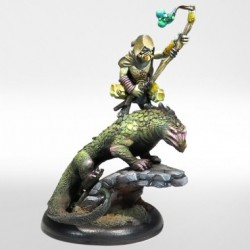 Eden - Booster Na'rgoth sur Varan bleu