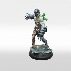 Eden - Booster L'Homme Titan (Résine)