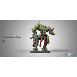 Figurine Infinity (Corvus Belli) - Raicho Armored Brigade