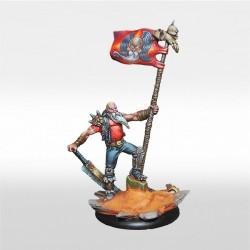 Eden - Zagan à pied métal