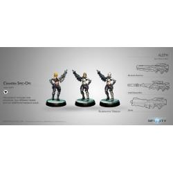 Infinity - Chandra Spec-Ops
