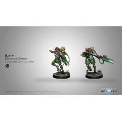 Figurine Infinity (Corvus Belli) - Rasyat (Spitfire)