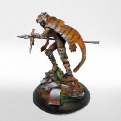 Eden - Felindra tête de tigre