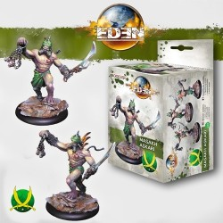 Eden - Booster Masakh - Résine