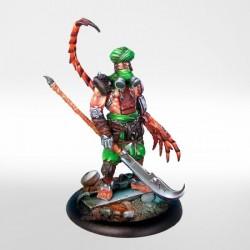 Eden - Guerrier Mutant