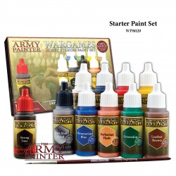 AP - Warpaints Starter Paint Set III