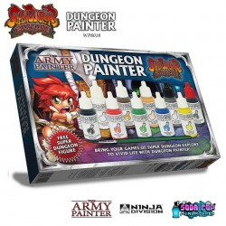 AP - Warpaint Set Super Dongeon Painter
