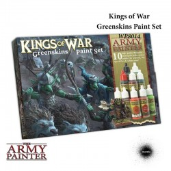 AP - Warpaint Set Greenskins King of War