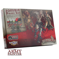 AP - Zombicide: Black Plague Paint Set
