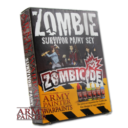 AP - Zombicide: Survivor Paint Set