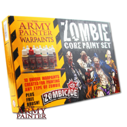 AP - Zombicide: Zombie Core Paint Set