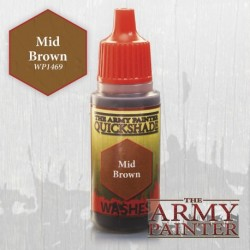 AP - Warpaint - Quickshade : Mid Brown