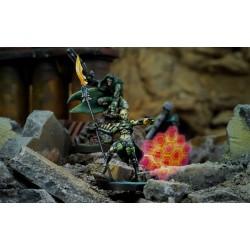 Figurine Infinity (Corvus Belli) - Sheskiin Cadmus-Naish