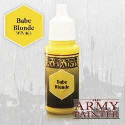 AP - Warpaint : Babe Blonde