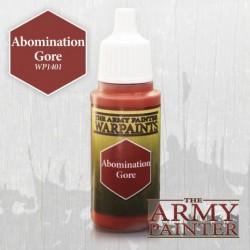 AP - Warpaint : Abomination...