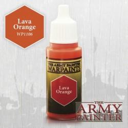 AP - Warpaint : Lava Orange