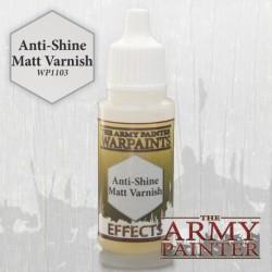 AP - Warpaint : Anti Shine...
