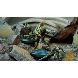 Figurine Infinity (Corvus Belli) - Sphinx, Shasvastii Armored Corps