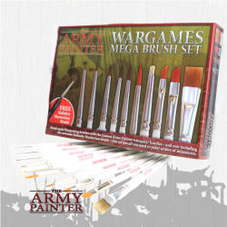 AP - Wargames Mega Brush Set