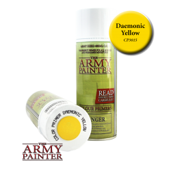 AP - Sous-couche Jaune - Daemonic Yellow