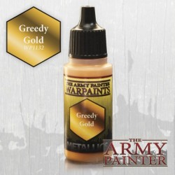 AP - Warpaint Metallics : Greedy Gold