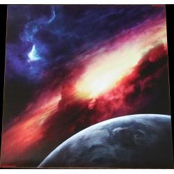 Tapis de jeu 'Espace' 90x90