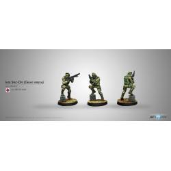 Figurine Infinity (Corvus Belli) - Grunt Spec-Ops