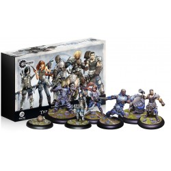 Guild Ball - The Mason's Guild: The Punishing...