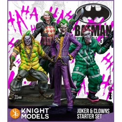 Batman - Starter Joker and Clowns