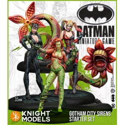 Batman - Starter Gotham City Sirens