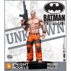 Batman - Blackgate Prisoners Set