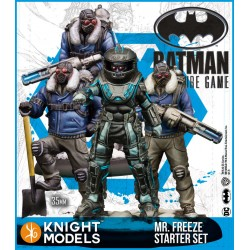 Batman - Starter Mr Freeze