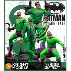 Batman - Starter The Riddler