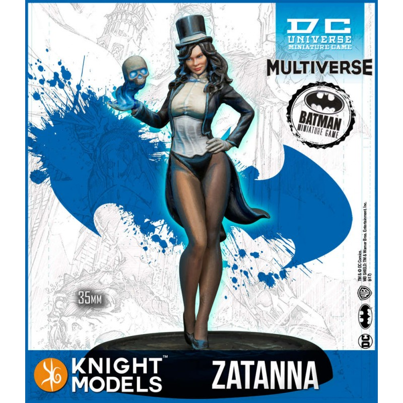Batman - Zatanna (Multiverse)