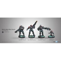 Infinity - Suryats, Assault Heavy Infantry (V2016)