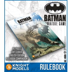 Batman - Miniature Game Rulebook (Anglais)