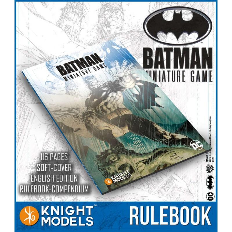 Batman - Miniature Game Rulebook (Anglais)