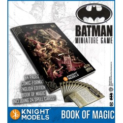 Batman - The Book of Magic (Anglais)