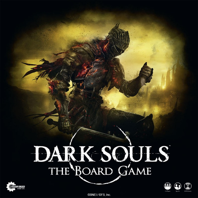 Dark Souls - Le jeu de Plateau (VF)