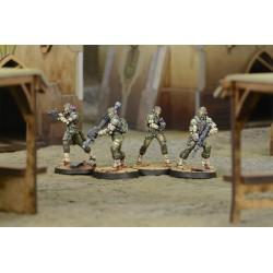 Figurines Infinity (Corvus Belli) - Hassassin Muyibs