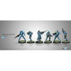Figurines Infinity (Corvus Belli) - Army Pack Fighouse Panocéanie