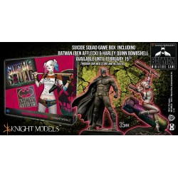 Batman - Suicide Squad Game Box (Anglais) - COLLECTOR
