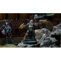 Figurine Infinity (Corvus Belli) - Treitak Spec-Ops