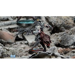 Figurine Infinity the Game (corvus Belli) - Nexus Operative (hacker)