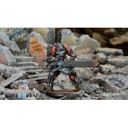 Figurine Infinity (corvus Belli) -  Szalamandra Squadron 2017
