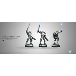Infinity - Achilles V2 (Hoplite Armor)