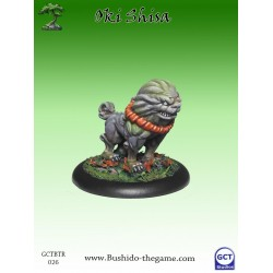 Bushido The Game - Oki Shisa