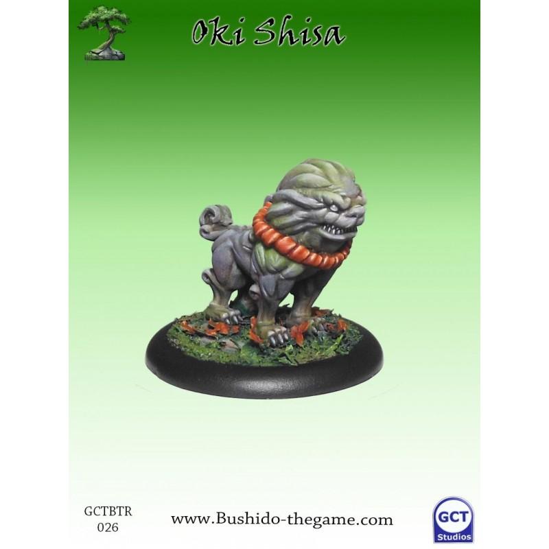 Bushido The Game - Oki Shisa